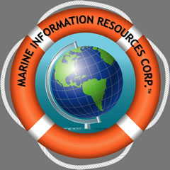 Logo: Marine Information Resources Corporation